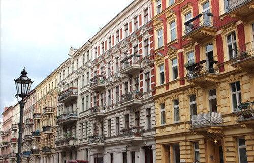外国のマンション